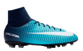 buy boots football nike mercurial victory vi df fg football boots youth obsidian