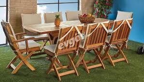 yemek masasi bahçe yemek masası
