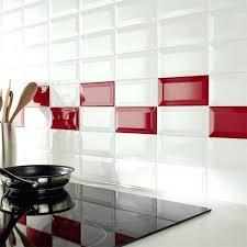 modele carrelage cuisine mural modele carrelage cuisine mural carrelage mural blanc 75 x 15 cm