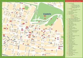 Map Of Italy Cities by Brescia Maps Italy Maps Of Brescia
