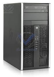 ordinateurs de bureau hp hp xy099ea ordinateur bureau 6200 pro mt i5 2400 les
