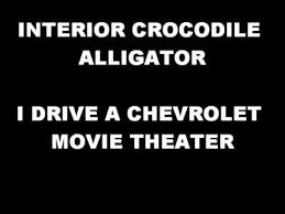 Interior Crocodile Alligator Interior Crocodile Alligator Lyrics Songs Mp3 Download