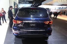 2016 infiniti qx60 first drive 2016 infiniti qx60 rear end 02 motor trend