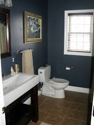 dark blue bathroom ideas boncville com