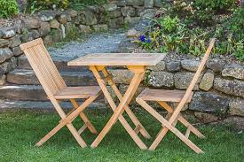 Folding Patio Table And Chair Set Teak Patio Set Chairs Teak Furnitures Beautiful And Cozy Teak