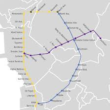 Metro Line Map by Mrt Manila Metro Map Philippines