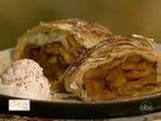 the chew recipe clinton s pear trifle desserts worth