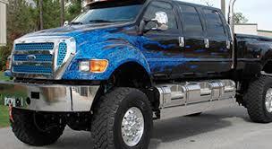 six door ford truck build it six door supertruck f650 supertrucks