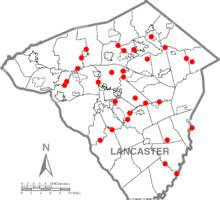 bridges of county map list of covered bridges in lancaster county pennsylvania