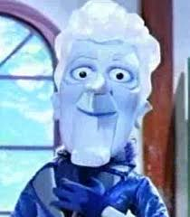 voice of snow miser a miser brothers christmas behind the