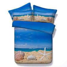 Beach Comforter Set Online Get Cheap Beach Comforter Sets Queen Aliexpress Com