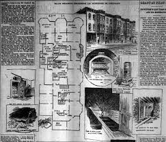 the hotel of h h holmes bizarrepedia
