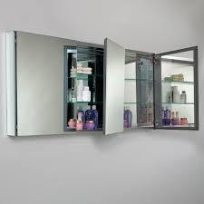 Mirrored Medicine Cabinet 3 Doors Fresca 60