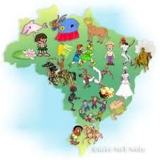 Folclore para colorir!!