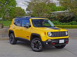 jeep yellow 2016 jeep renegade trailhawk road test review carcostcanada