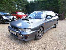 subaru prodrive used subaru impreza saloon 2 0 rb5 limited edition 4dr in kings