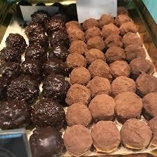 cuisine de lorraine truffes au chocolat picture of duc de lorraine montreal