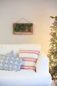 easy christmas craft joy sign run to radiance