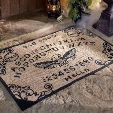 Ouija Board Coffee Table by Spirit Board Doormat The Green Head