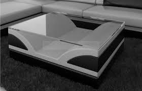 Wohnzimmertisch Grau Couchtisch Monza Im Designer Möbel Onlineshop