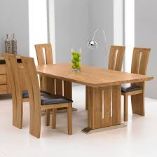 oiled oak dining table cagliari oak dining table and 6 arizona dining chairs dining table