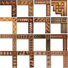 custom border medallions and inlays conquer hardwood flooring