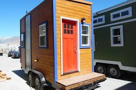 Tiny Homes On Wheels For Sale by Tiny Olympia Tiny House On Wheels For 26k Curbed Seattle