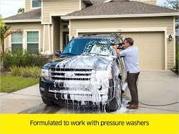 amazon com karcher car wash u0026 wax soap for pressure washers 1