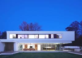 Ultramodern villa design  White Lodge England « Adelto Adelto