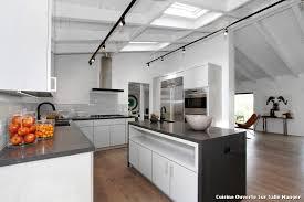 cuisine ouverte sur salle à manger cuisine ouverte sur salle manger with contemporain salle à manger