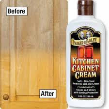 How To Clean Wooden Kitchen Cabinets SweetLooking   Ways To - Cleaner for wood cabinets in the kitchen