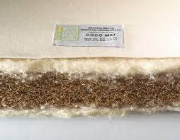 Natural Crib Mattress by Natural Mat