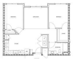 Floor Plans For Flats Uptown Flats Nashville Tn Apartment Finder