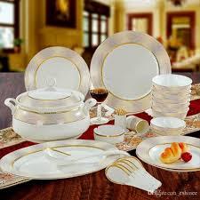 new year sale bone china dinnerware sets gifts porcelain