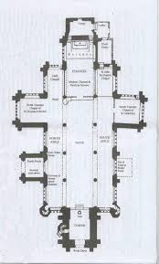 old ashburton above a plan of st andrew s church based on one drawn by c fryer cornelius in 1942 it shows the site of the south or brides porch