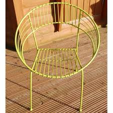 60s style furniture lime green 60s style garden chairs