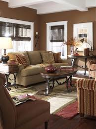 spectacular chocolate brown and red living room brown archives