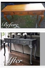Modern Sofa Tables Furniture Best 25 Sofa Table Redo Ideas On Pinterest Farmhouse Table