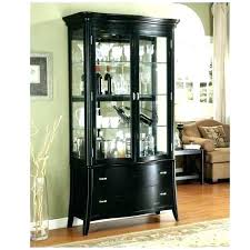 who buys china cabinets small china hutch china cabinet chalk paint makeover small black