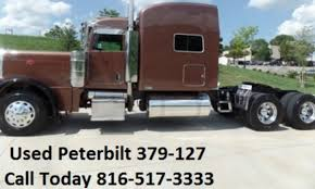 used peterbilt trucks peterbilt 379 semi trucks for sale