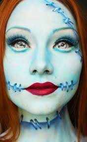 Sally Halloween Costumes 225 Cosplay Tim Burton Movies Images