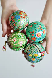 75 best painted baubles images on glass ornaments