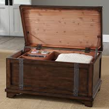 Antique Furniture Stores Indianapolis Liberty Furniture Aspen Skies Industrial Casual Storage Trunk With