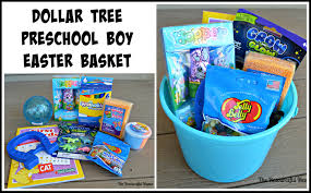 easter basket boy dollar tree easter baskets the resourceful