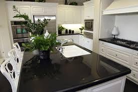 white kitchen cabinets with black quartz quartz kitchen countertops pros and cons designing idea