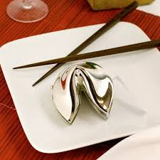 silver fortune cookie gift great gifts touch your clients heart