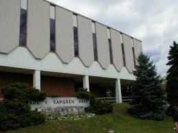 Blind Rehabilitation Sangren Hall