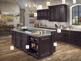 Espresso Kitchen Cabinets  About This Maple Espresso Kitchen - Kitchen cabinets espresso