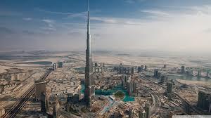 burj khalifa dubai united arab emirates hd desktop wallpaper