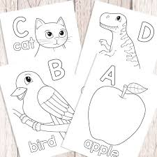 easy peasy alphabet coloring book abc coloring pages easy